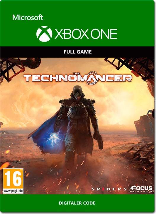 Xbox One - The Technomancer Download (ESD) 785300138685 Bild Nr. 1