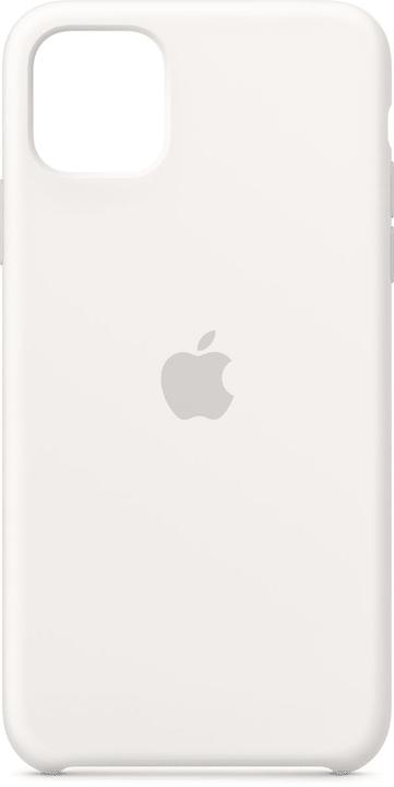 iPhone 11 Pro Max Silikon Case Weiss Case Apple 785300146959 Bild Nr. 1