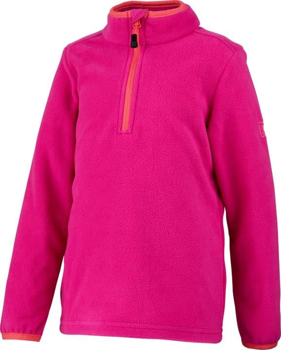 Mädchen-Fleecepullover Trevolution 472356109245 Farbe violett Grösse 92 Bild-Nr. 1