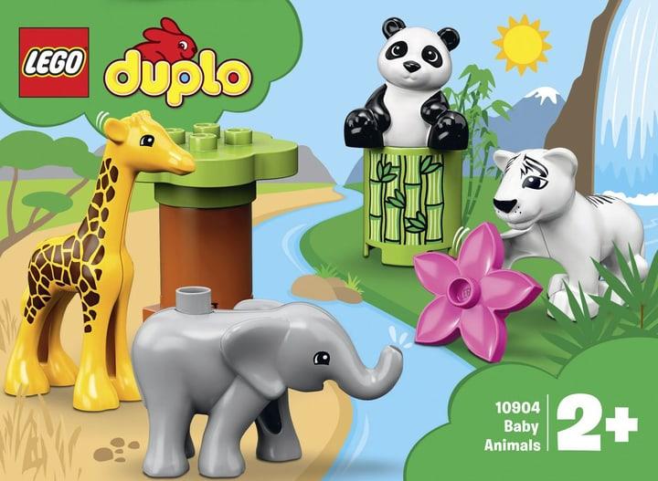 LEGO DUPLO 10904 Les bébés animaux 748714800000 Photo no. 1