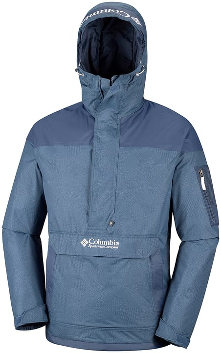 Challenger Pullover Herren-Skijacke Columbia 460355900540 Farbe blau Grösse L Bild-Nr. 1