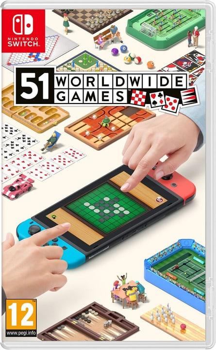 51 Worldwide Games Box 785300151976 Photo no. 1