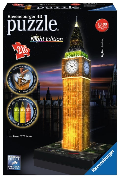 Big Ben - Night Edition 747944600000 Photo no. 1