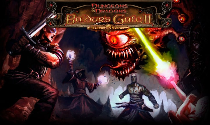 PC - Baldur's Gate II: Enhanced ED Download (ESD) 785300133859 N. figura 1