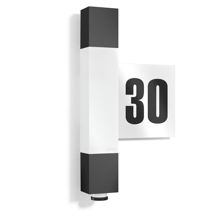 Lampada sensore LED L 630 Lampada da parete per esterno Steinel 615098100000 N. figura 1