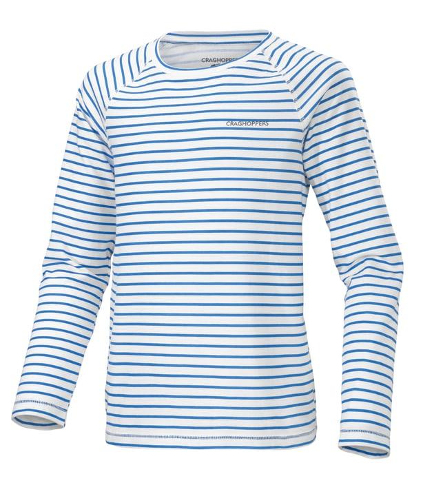 Barnaby Sweat-shirt à capuche pour enfant Craghoppers 464539911622 Couleur bleu foncé Taille 116 Photo no. 1