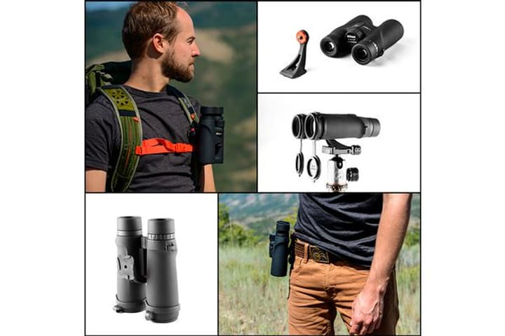 Capture BINO Kit Peak Design 785300126204 N. figura 1