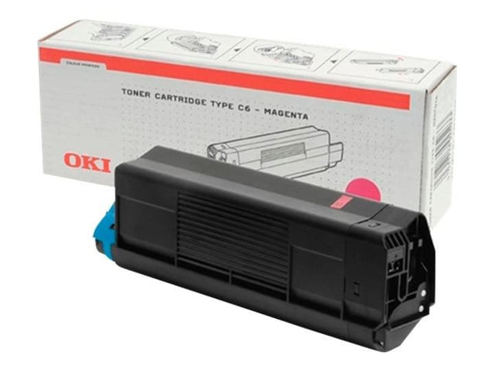 Toner 44469723 magenta C510/530 OKI 785300124126 Photo no. 1