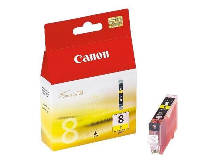 CLI-8 cartuccia d'inchiostro yellow Cartuccia d'inchiostro Canon 797475800000 N. figura 1