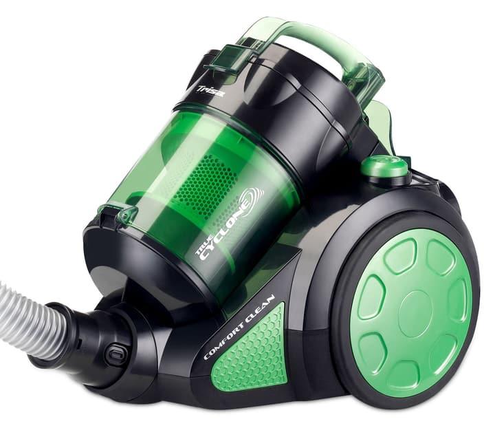 True Cyclone Comfort Clean T6324 vacuum cleaner black / green Aspirateur Trisa Electronics 785300145623 Photo no. 1