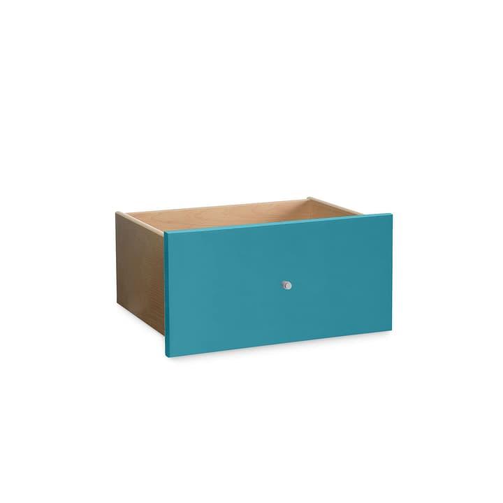 VIDO 2er Set Schubladen klein 362011075109 Grösse B: 37.0 cm x T: 37.0 cm x H: 33.0 cm Farbe Petrol Bild Nr. 1