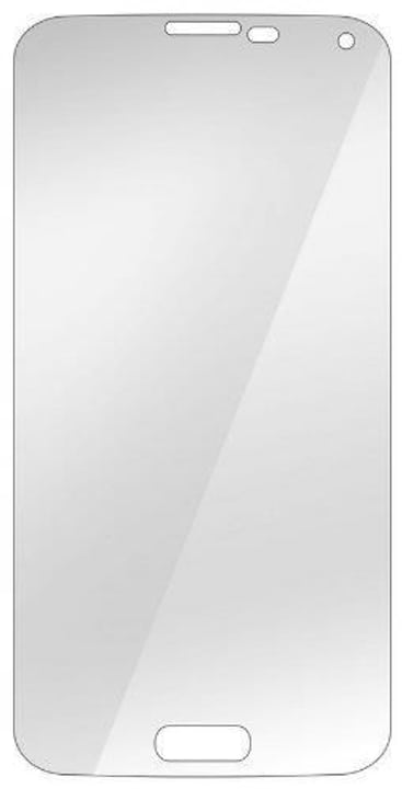 Screen Protector AS 3pc Galaxy S5 Transparent Schutzfolie XQISIT 798010200000 Bild Nr. 1