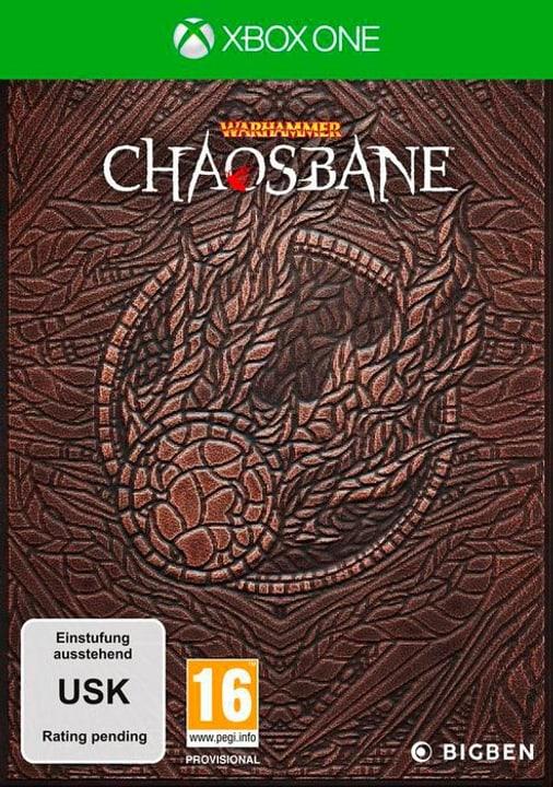 Xbox One - Warhammer Chaosbane - Magnus Edition D/F Box 785300142241 N. figura 1