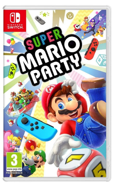 Switch - Super Mario Party Box 785300137068 Lingua Italiano Piattaforma Nintendo Switch N. figura 1