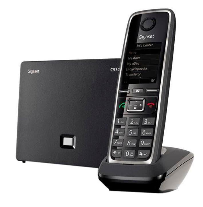 C530 IP VoIP- und Festnetztelefon IP VoIP- Phone Gigaset 785300123488 Photo no. 1