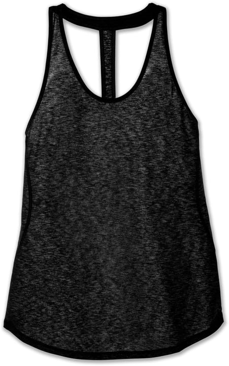 Hot Shot Tank Damen-Top Brooks 470173100420 Farbe schwarz Grösse M Bild-Nr. 1
