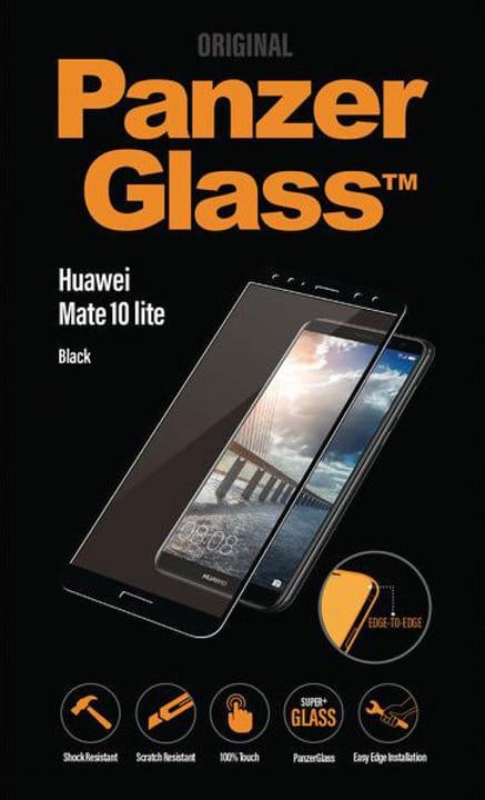 Flat Huawei Mate 10 Lite - schwarz Schutzfolie Panzerglass 785300133197 Bild Nr. 1