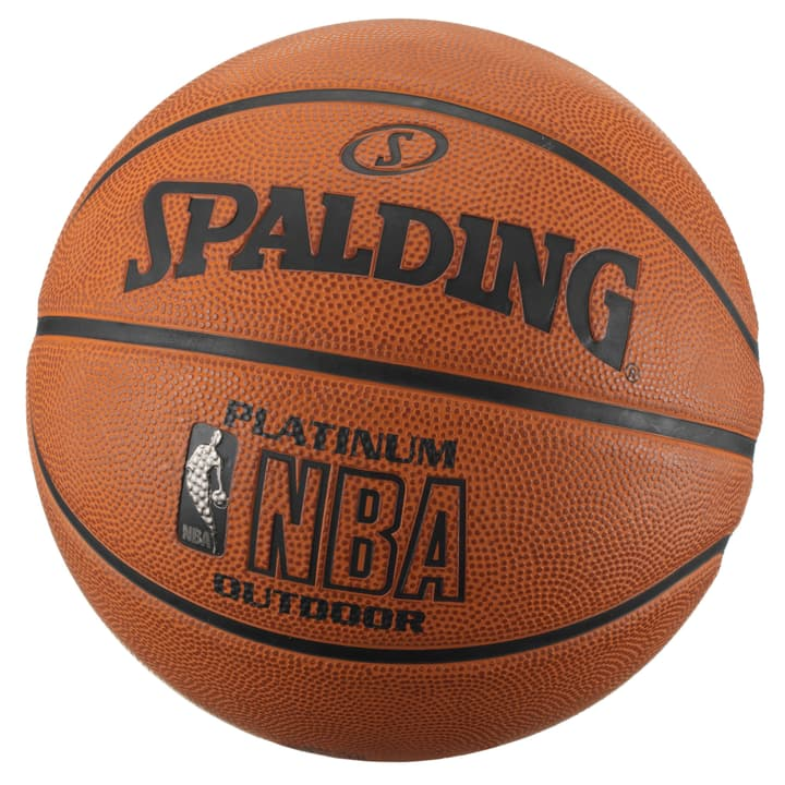 NBA Platinum Outdoor (7) Ballon de basket-ball Spalding 492042000000 Photo no. 1