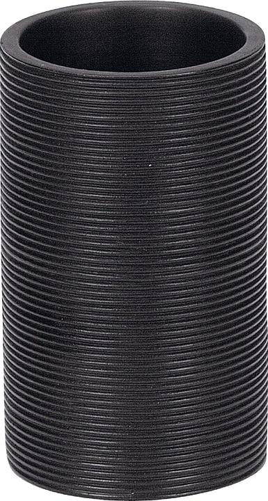 Zahnputzbecher Kyoto Kleine Wolke 675006400000 Farbe Schwarz Grösse 66 x 110 mm Bild Nr. 1
