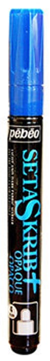 SETASKRIB+ opaco Pebeo 665471200000 Colore Blu Scuro N. figura 1