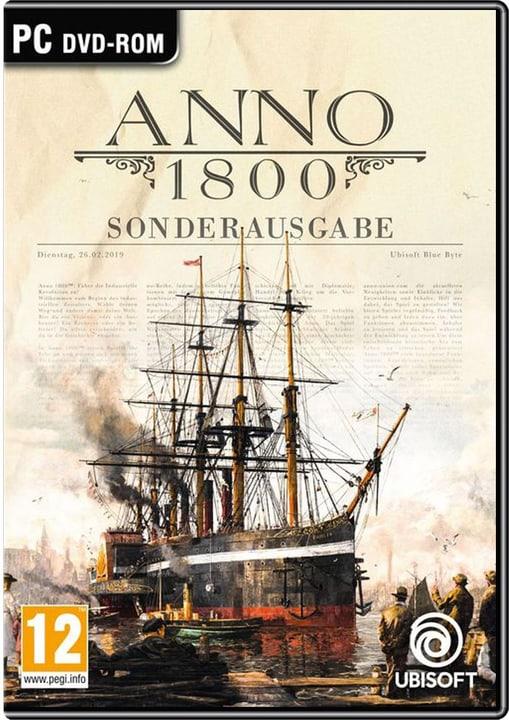 PC - Anno 1800 Sonderausgabe D Box 785300141434 Bild Nr. 1