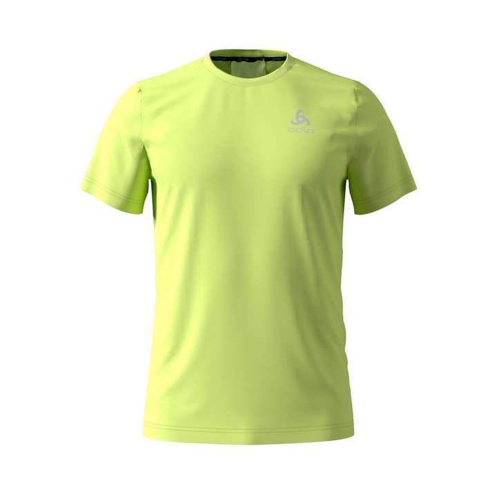 Ceramicool Element T-Shirt Shirt pour homme Odlo 470198000662 Couleur vert neon Taille XL Photo no. 1