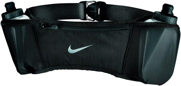 Double Pocket Flask Belt 20oz Ceinture pour dispositif d'hydratation Nike 470181899920 Couleur noir Taille one size Photo no. 1