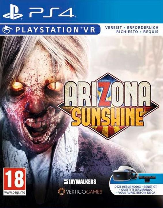 PS4 - Arizona Sunshine VR Box 785300132682 Photo no. 1