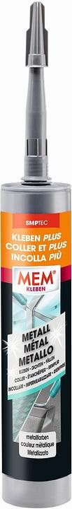 Kleben Plus, metall 305 g Mem 676043300000 Bild Nr. 1