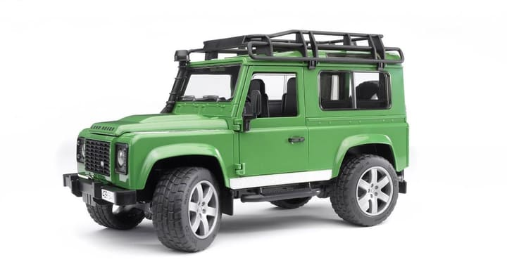 Bruder Spielwaren Land Rover Defender 785300127851 Photo no. 1