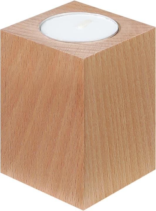 D+G Porta candela FSC® 8cm Legna Creativa 664614000000 N. figura 1
