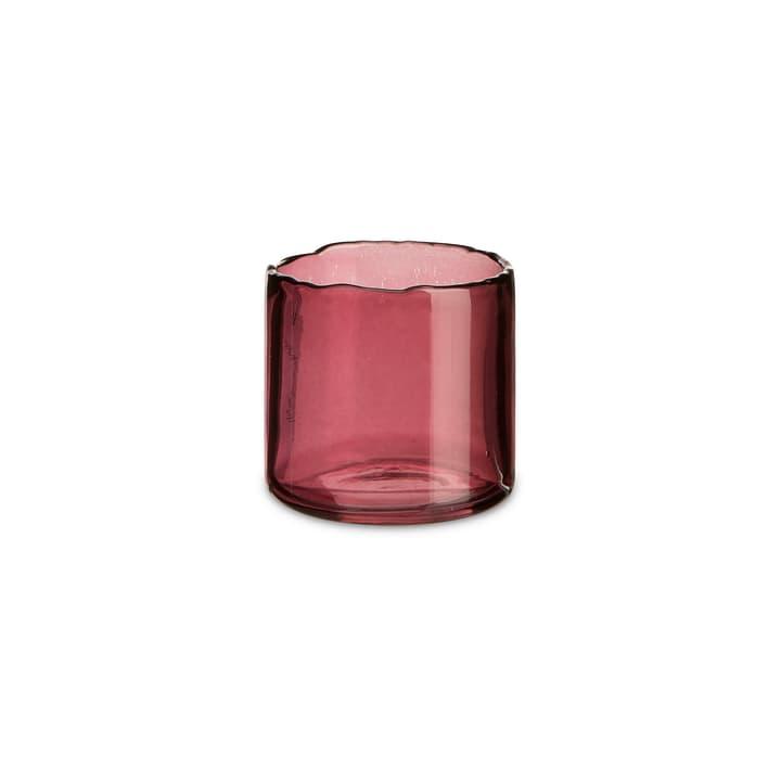TAMI Teelichthalter 390238100000 Grösse H: 7.5 cm Farbe Dunkelrot Bild Nr. 1
