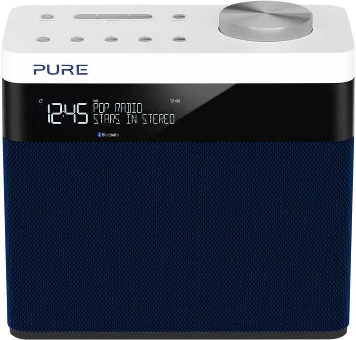 POP Maxi S  - Navy DAB+ Radio Pure 785300131568 Bild Nr. 1