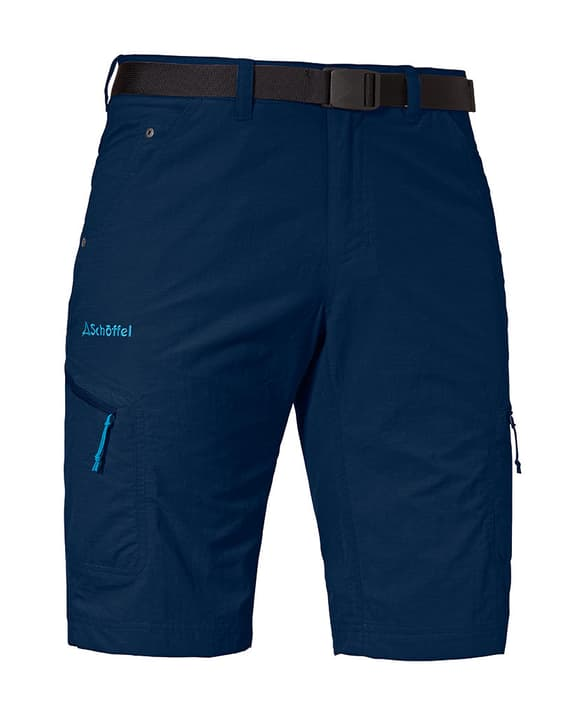 Silvaplana Herren-Shorts Schöffel 462728104822 Farbe dunkelblau Grösse 48 Bild-Nr. 1