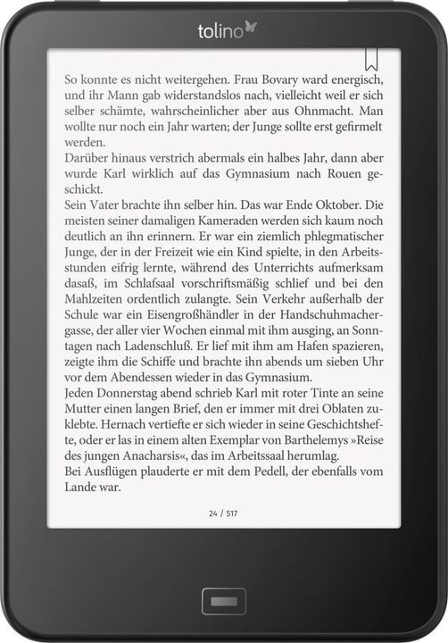 Vision 4 HD eBook-Reader Tolino 782672500000 Bild Nr. 1