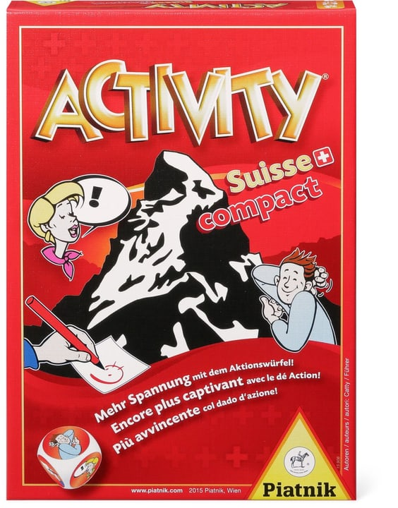 Activity Suisse Compact 746988900000 N. figura 1