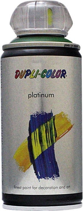 Vernice spray Platinum opaco Dupli-Color 660824300000 Colore Verde foglio Contenuto 150.0 ml N. figura 1