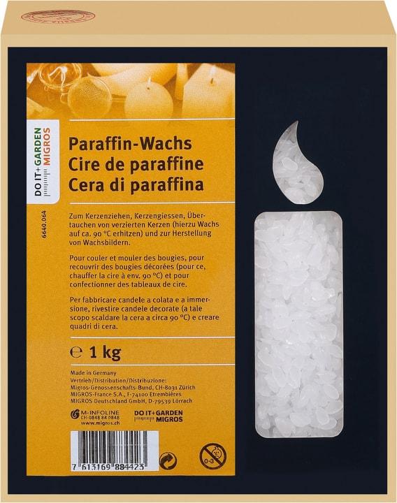 Paraffin-Wachs, 1 kg Exagon 664006400000 Bild Nr. 1