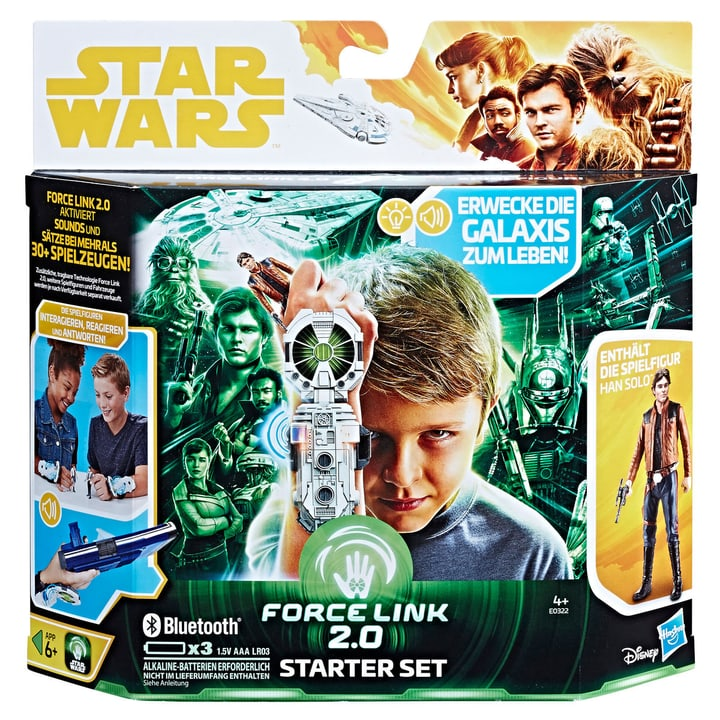 Star Wars Han Solo Film Forcelink 2.0 Starterset (D) 747453290000 Bild Nr. 1
