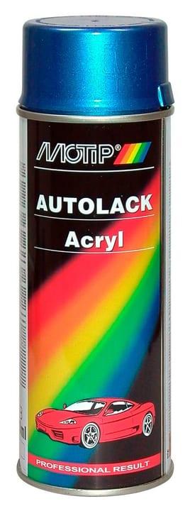 Peinture acrylique bleu metallic 400 ml Peinture aérosol MOTIP 620724700000 Type de couleur 53738 Photo no. 1
