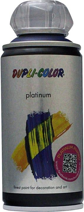 Vernice spray Platinum opaco Dupli-Color 660825900000 Colore Blu zaffiro Contenuto 150.0 ml N. figura 1