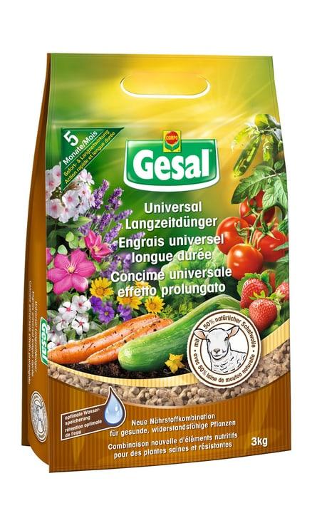 Universal Langzeitdünger mit Schafwolle, 3 kg Compo Gesal 658232800000 Bild Nr. 1