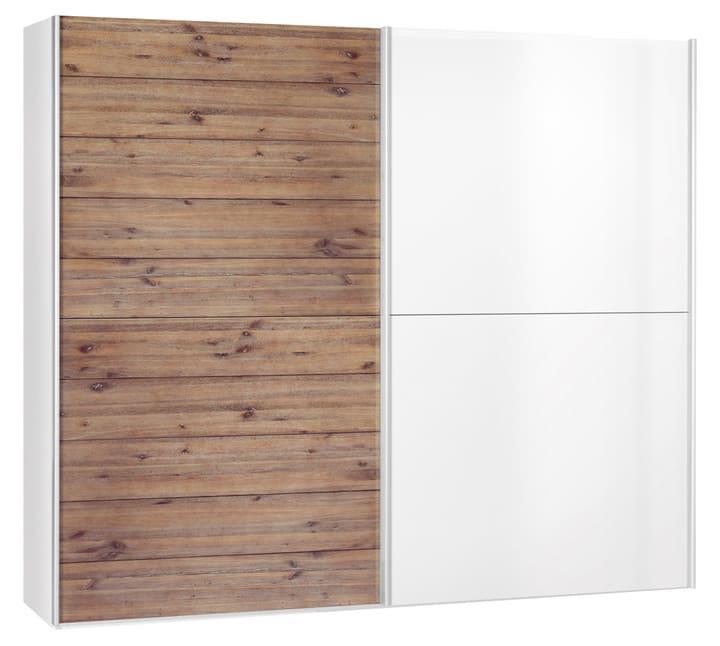 CORELLE Schrank 404442600000 Grösse B: 252.0 cm x T: 67.0 cm x H: 220.0 cm Farbe Dekor Hochglanz Bild Nr. 1