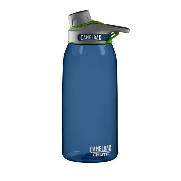 Chute Bottle Trinkflasche 1.0 L Camelbak 491267000040 Farbe blau Grösse Einheitsgrösse Bild-Nr. 1