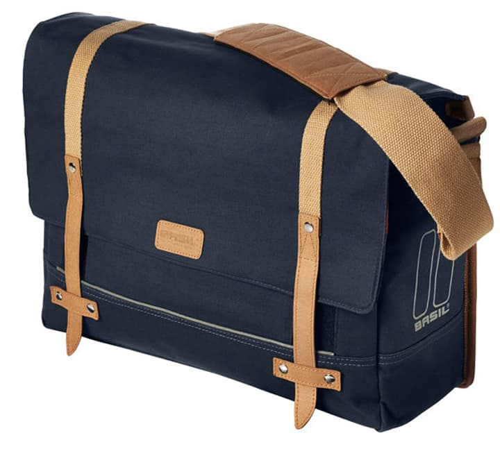 Portland Messenger Bag Sac en bandoulière Basil 462949300000 Photo no. 1