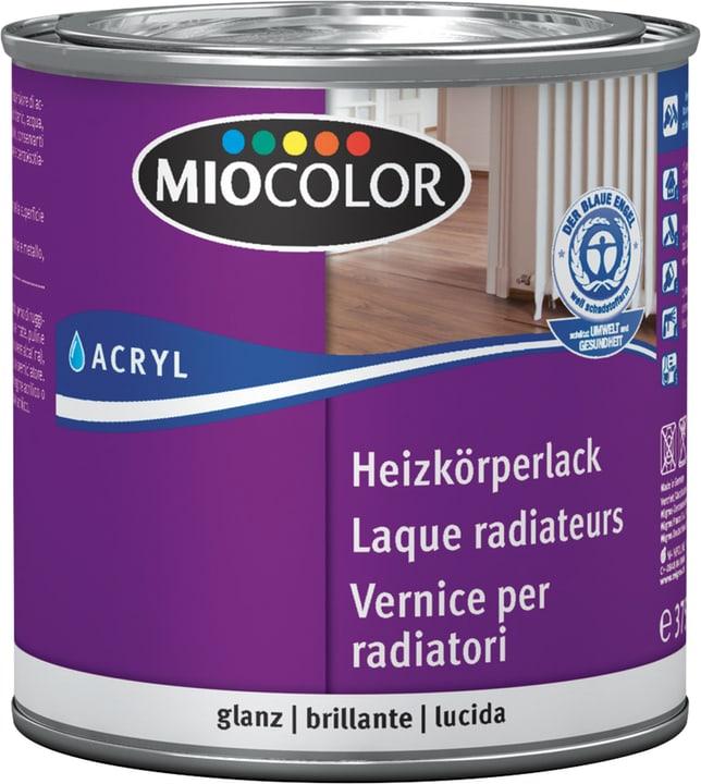 Vernice per radiatori lucida Miocolor 660560900000 Colore Bianco Contenuto 375.0 ml N. figura 1