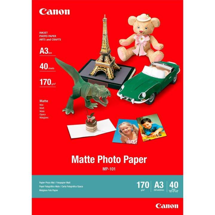 Canon MP101 A3 carta fotografica Canon 785300139786 N. figura 1
