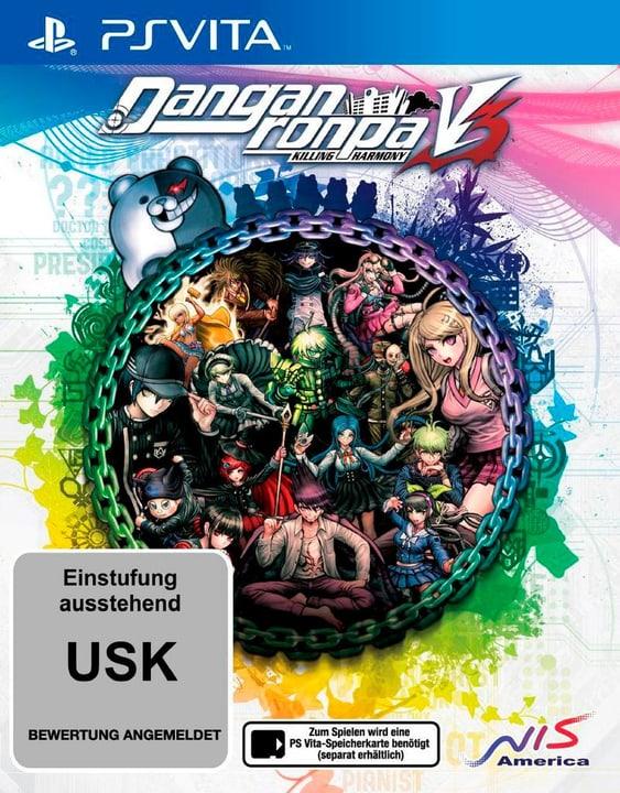 PS Vita - Danganronpa V3: Killing Harmony Physisch (Box) 785300122266 Bild Nr. 1