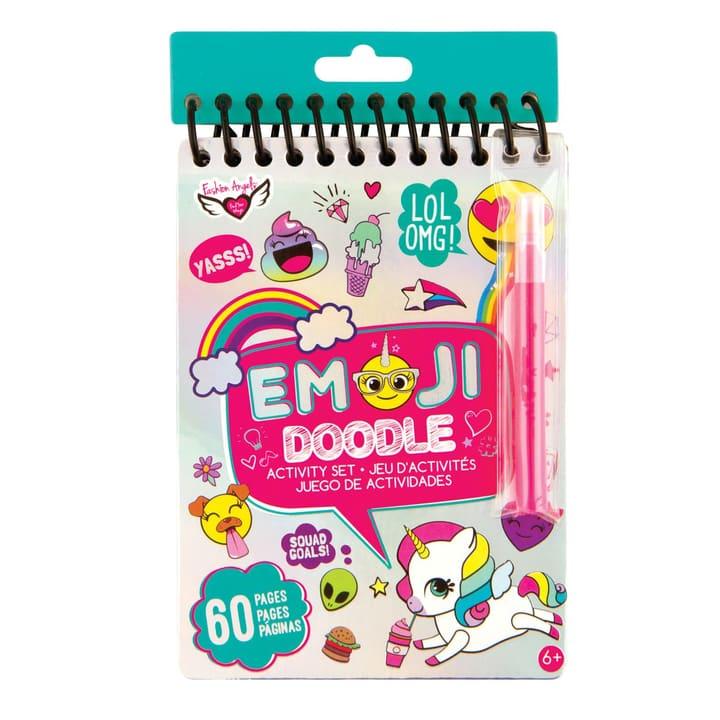 Emoji Doodle Buch 746135900000 Bild Nr. 1