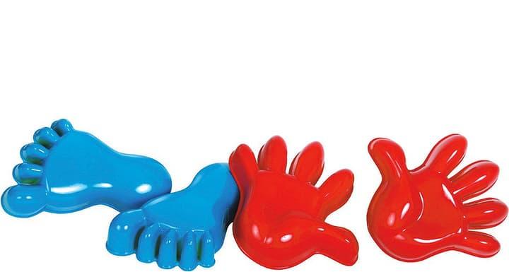 Gowi mani e piedi stampo in sabbia 745733800000 N. figura 1